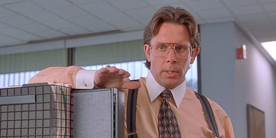 Lumberg from Office Space is gonna need you to prove your network's to blame for your performance dip (image property of 20th Century Fox)